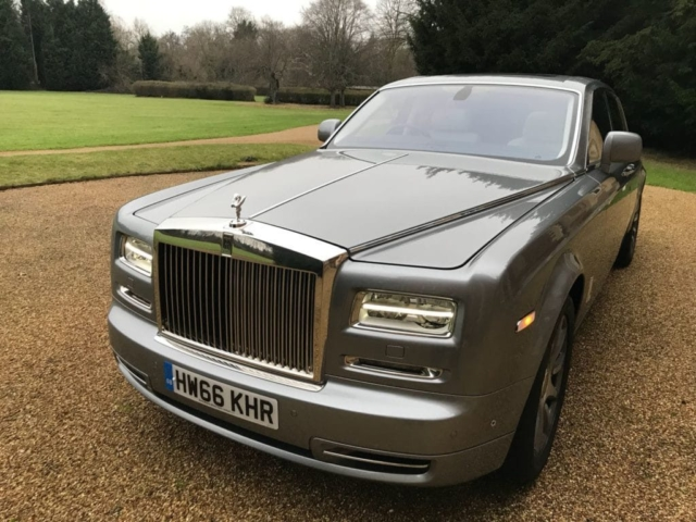 Chauffeur Services Oxford