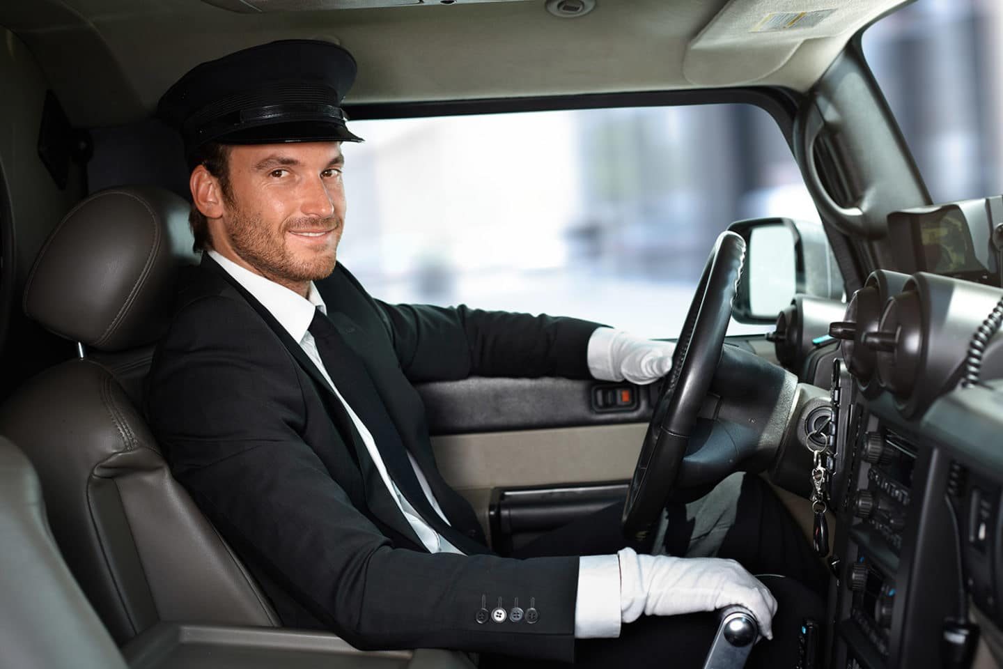 The Professional Characteristics of a Chauffeur