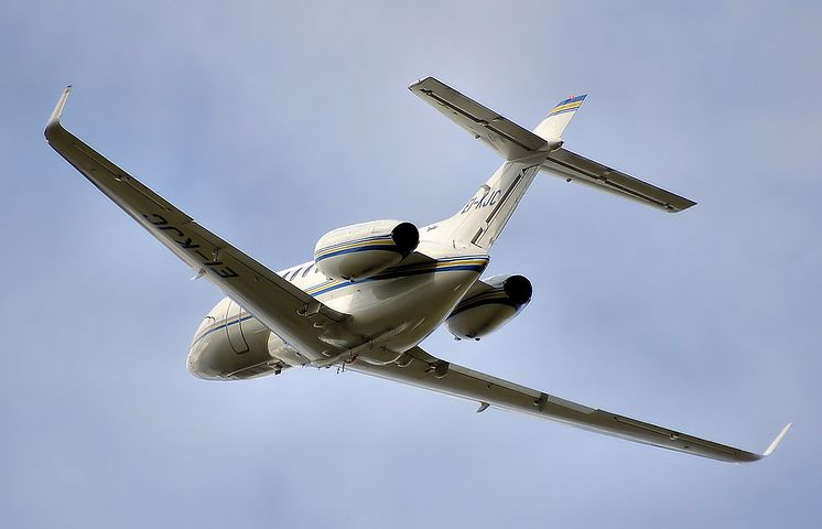 Private Jet Travel London