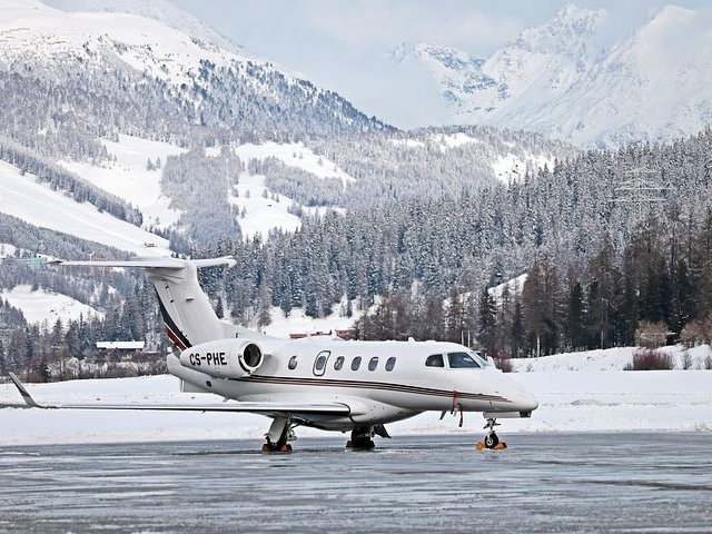 Private Jet Travel in London