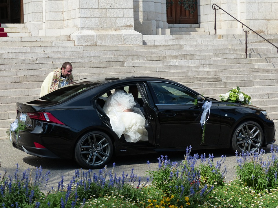 Wedding Cars Cardiff